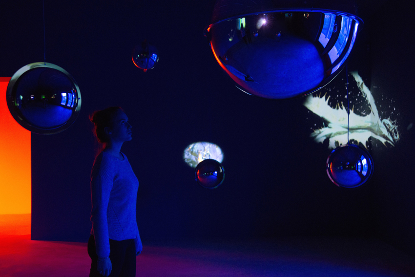 Installation view 6 for Pipilotti Rist: Stay Stamina Stay