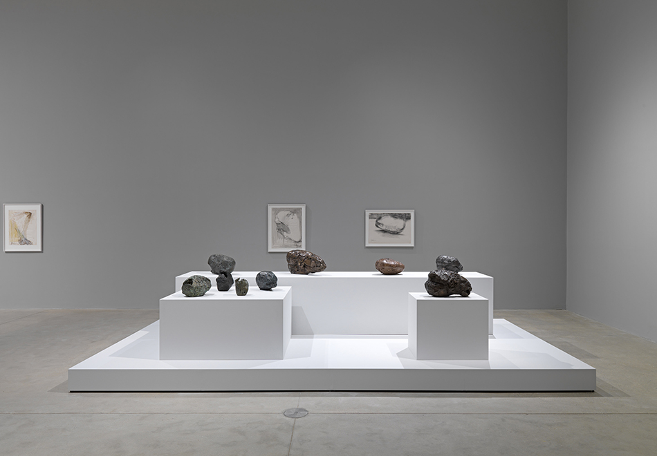 Installation view 6 for Elisabeth Frink: Transformation