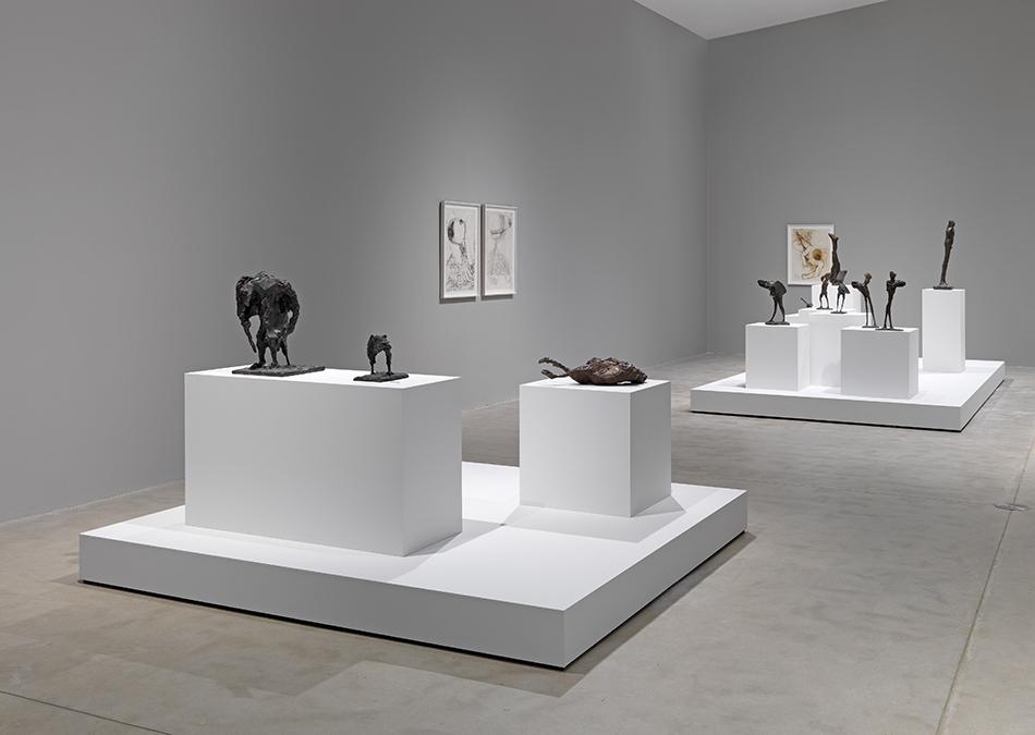 Installation view 10 for Elisabeth Frink: Transformation