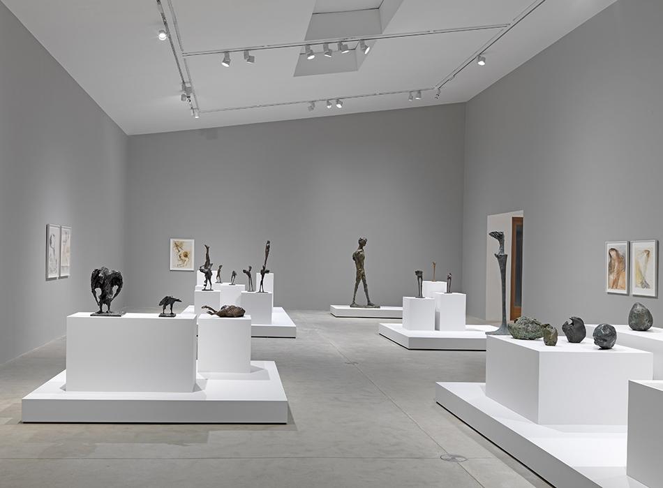 Installation view 14 for Elisabeth Frink: Transformation
