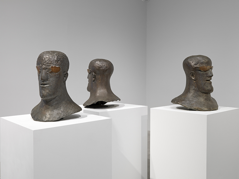 Installation view 2 for Elisabeth Frink: Transformation